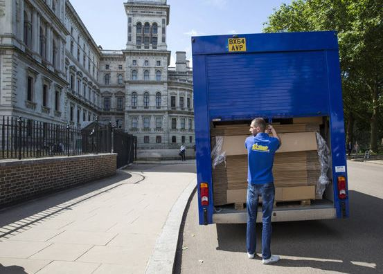 Removals London by Simply Removals