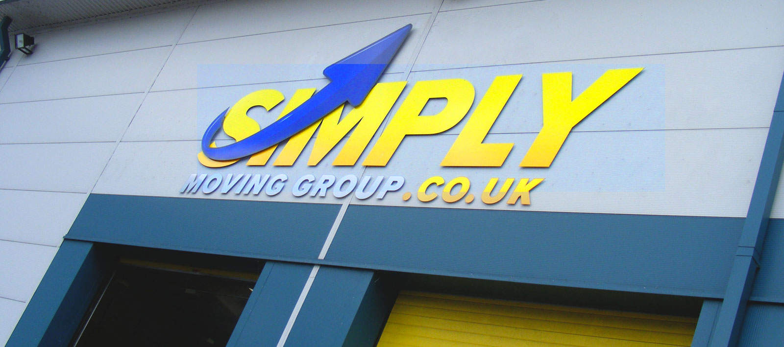 Simply Removals Warehouse